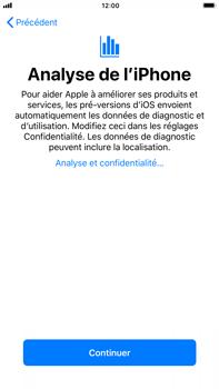 Apple iPhone 8 Plus - Premiers pas - Créer un compte - Étape 38