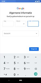 Nokia 3-1-plus-dual-sim-ta-1104-android-pie - Applicaties - Account aanmaken - Stap 9