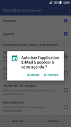 HTC 10 - Android Nougat - E-mail - 032c. Email wizard - Outlook - Étape 10
