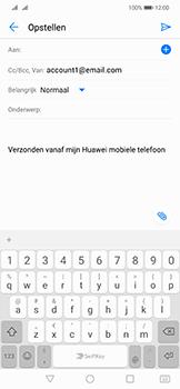 Huawei mate-20-lite-dual-sim-model-sne-lx1 - E-mail - Hoe te versturen - Stap 4