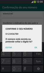 Samsung Galaxy Grand Neo - Aplicações - Como configurar o WhatsApp -  7
