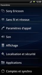 Sony Ericsson Xperia Neo V - Internet - configuration manuelle - Étape 5