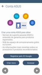 Asus Zenfone 2 - Primeiros passos - Como ativar seu aparelho - Etapa 16