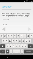 Sony Xpéria T3 - Premiers pas - Créer un compte - Étape 10
