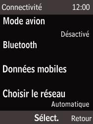 Nokia 216 - Réseau - Utilisation à l