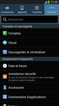 Samsung Galaxy Note 3 - Applications - Supprimer une application - Étape 5