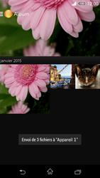 Sony Xperia Z3 Compact - Photos, vidéos, musique - Envoyer une photo via Bluetooth - Étape 12