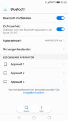 Huawei p9-lite-model-vns-l11-android-nougat - Bluetooth - Aanzetten - Stap 4