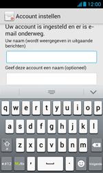 Huawei Ascend Y300 - E-mail - Account instellen (POP3 met SMTP-verificatie) - Stap 19