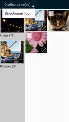 Samsung Galaxy A3 (A300FU) - Photos, vidéos, musique - Envoyer une photo via Bluetooth - Étape 11