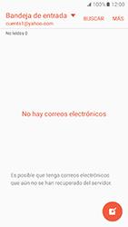 Samsung Galaxy J5 (2016) - E-mail - Configurar Yahoo! - Paso 8