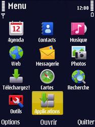 Nokia N86 - E-mail - Configuration manuelle - Étape 3