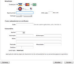 Apple iPhone 4 S - Applicaties - Account instellen - Stap 10