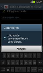 Samsung Galaxy Core (I8260) - E-mail - Account instellen (IMAP met SMTP-verificatie) - Stap 17