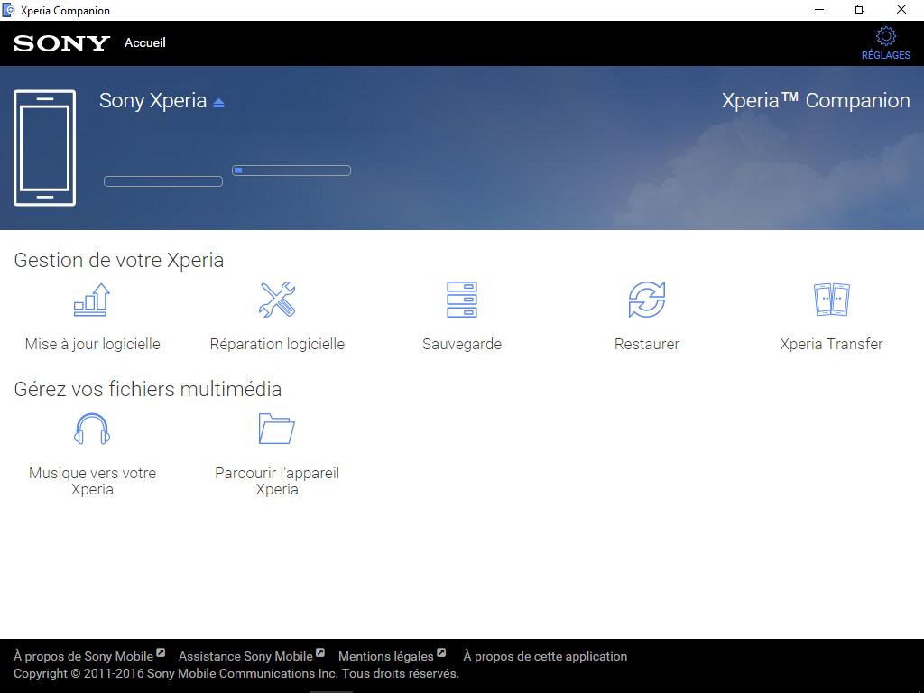 Sony Xperia XA2 - Aller plus loin - Gérer vos données avec un ordinateur - Étape 9