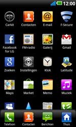 LG P990 Optimus 2X Speed - Internet - handmatig instellen - Stap 4