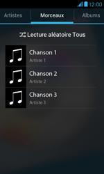 Bouygues Telecom Bs 401 - Photos, vidéos, musique - Ecouter de la musique - Étape 4