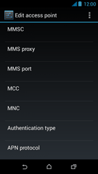 HTC Desire 310 - Internet - Manual configuration - Step 16