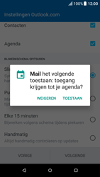 HTC One M9 - Android Nougat - E-mail - handmatig instellen (outlook) - Stap 10