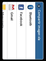 Samsung S5570 Galaxy Mini - Funciones básicas - Uso de la camára - Paso 8