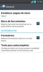 LG Optimus L5 II - Internet - Configurar Internet - Paso 26