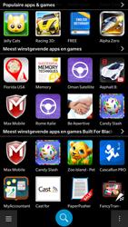 BlackBerry Leap - Applicaties - Downloaden - Stap 6
