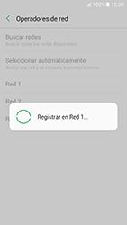 Samsung Galaxy A5 (2017) (A520) - Red - Seleccionar una red - Paso 10