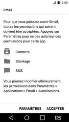 LG K4 2017 - E-mail - Configuration manuelle - Étape 20