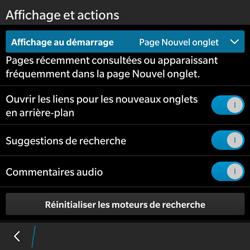 BlackBerry Classic - Internet - Configuration manuelle - Étape 16