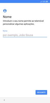 Samsung Galaxy Note9 - Primeiros passos - Como ligar o telemóvel pela primeira vez -  11