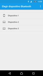 Sony Xperia M5 (E5603) - Bluetooth - Transferir archivos a través de Bluetooth - Paso 11