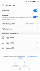 Huawei Nova 2 - WiFi et Bluetooth - Jumeler votre téléphone avec un accessoire bluetooth - Étape 6