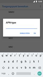 Nokia 5 - Android Oreo - Internet - handmatig instellen - Stap 17