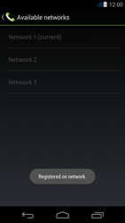 Acer Liquid Jade - Network - Usage across the border - Step 11