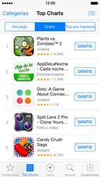 Apple iPhone 5s - Aplicaciones - Descargar aplicaciones - Paso 8