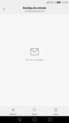 Huawei P9 - E-mail - Configurar Yahoo! - Paso 10