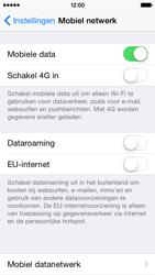 Apple iPhone 5s iOS 8 - Netwerk - Wijzig netwerkmodus - Stap 5