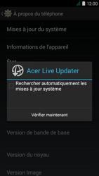 Acer Liquid Z410 - Réseau - Installation de mises à jour - Étape 7