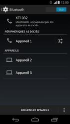 Motorola Moto G - Bluetooth - connexion Bluetooth - Étape 10