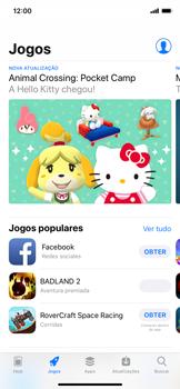 Apple iPhone XR - Aplicativos - Como baixar aplicativos - Etapa 5