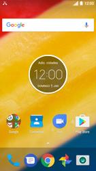 Motorola Moto C Plus - Chamadas - Como bloquear chamadas de um número -  2