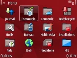 Nokia E63 - Internet - Configuration automatique - Étape 4