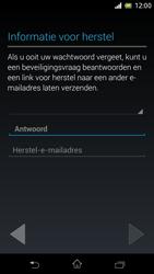 Sony C5503 Xperia ZR - Applicaties - Applicaties downloaden - Stap 13