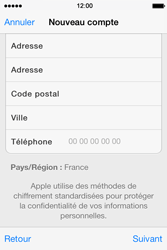 Apple iPhone 4 S iOS 7 - Applications - Télécharger des applications - Étape 22