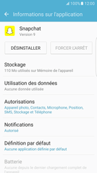Samsung Galaxy S7 Edge - Applications - Supprimer une application - Étape 7