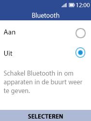 Nokia 8110-ta-1071 - Bluetooth - Headset, carkit verbinding - Stap 5