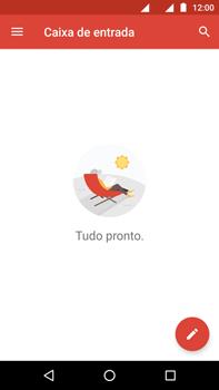 Motorola Moto Z2 Play - Email - Como configurar seu celular para receber e enviar e-mails - Etapa 13
