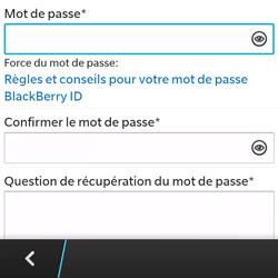 BlackBerry Q5 - Applications - Télécharger des applications - Étape 10