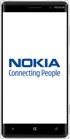 Nokia Lumia 830 4G (Type RM-984)