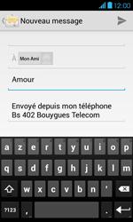 Bouygues Telecom Bs 402 - E-mails - Envoyer un e-mail - Étape 8